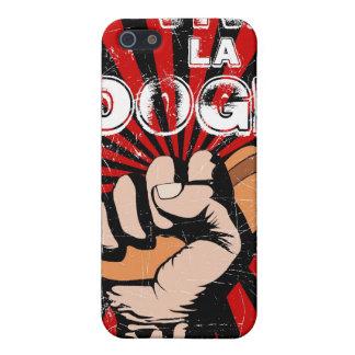 ¡Perro del La de Viva iPhone 5 Coberturas