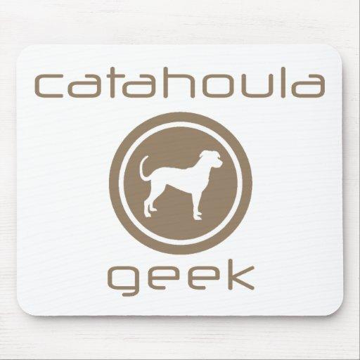 Perro del leopardo de Catahoula Alfombrillas De Ratones