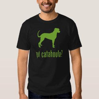 Perro del leopardo de Catahoula Camisas