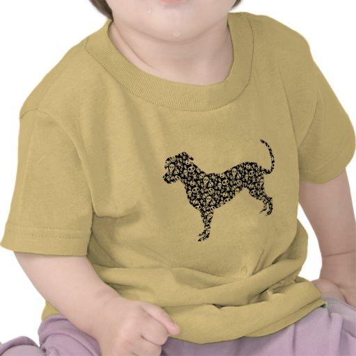 Perro del leopardo de Catahoula Camiseta