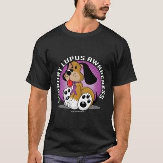 Perro del lupus playera