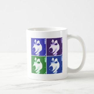 Perro del Malamute Taza De Café