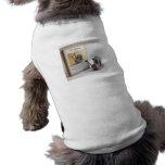perro del producto de la T-mierda Camisa De Mascota