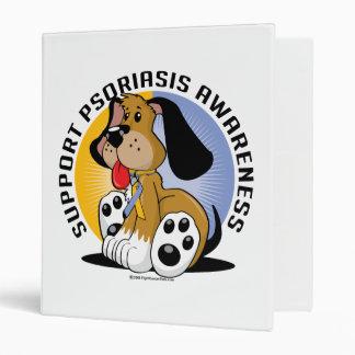"Perro del psoriasis carpeta 1"""