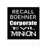 Perro del revestimiento del aceite de Juan Boehner Postales