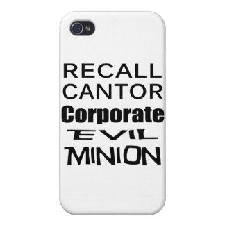 Perro del revestimiento del aceite de Koch del cha iPhone 4 Cárcasas