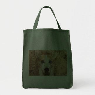 Perro del robot bolsas