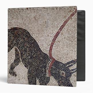 """Perro en un correo, de Pompeya Carpeta 1 1/2"""""""