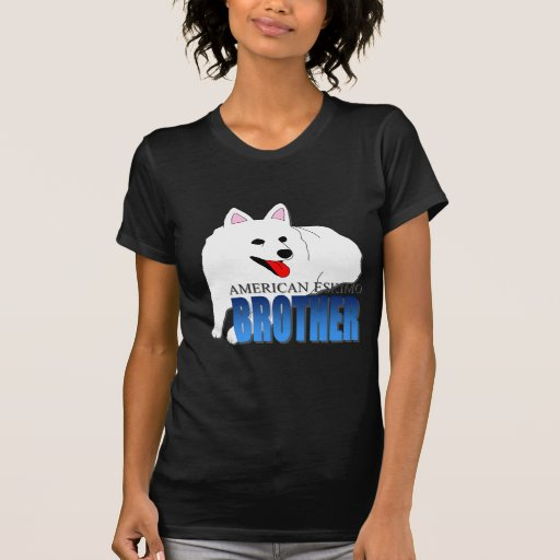Perro esquimal americano Brother T Shirts