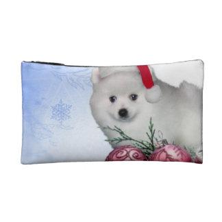 Perro esquimal americano del navidad