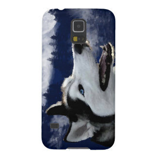 Perro esquimal de Alaska Carcasas De Galaxy S5