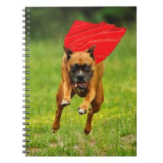 ¡Perro estupendo! Libro De Apuntes