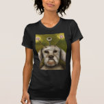Perro extranjero camisetas