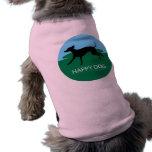 Perro feliz ropa de perro