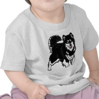 Perro fornido de Alaska Camiseta