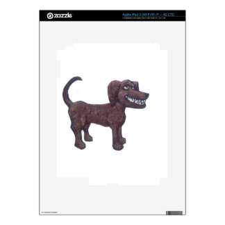 Perro gigante iPad 3 skin