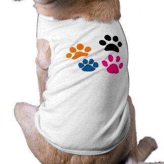 Perro grande (CAMISETAS SIN MANGAS) Camisetas De Mascota