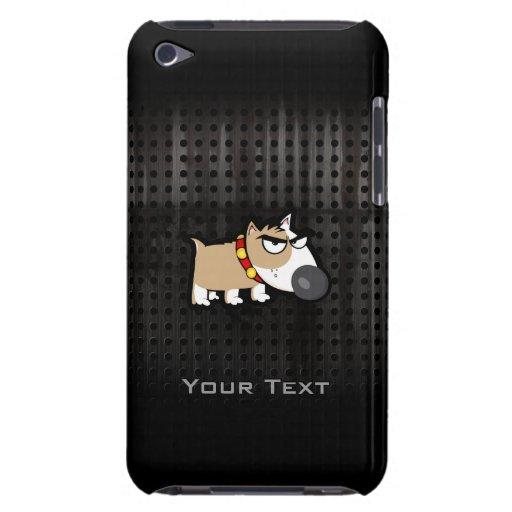 Perro gruñón; Rugoso iPod Touch Carcasas