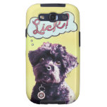 Perro guardián y amo sobrenaturales Licker Galaxy S3 Cobertura