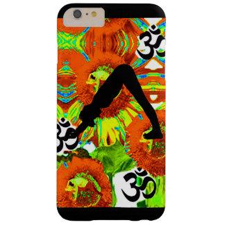 PERRO HACIA ABAJO ARADESIGN DE LA YOGA AUM/OM DE FUNDA PARA iPhone 6 PLUS BARELY THERE