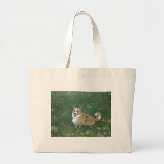 Perro japonés del jardín bolsa