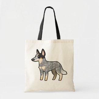 Perro/Kelpie australianos del ganado del dibujo