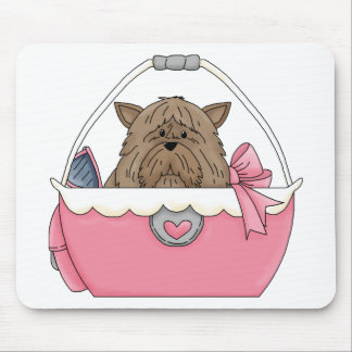 Perro lindo de Mousepad del mascota lindo del mone Alfombrilla De Raton