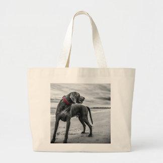 Perro maravilloso bolsas