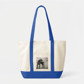 Perro maravilloso bolsa