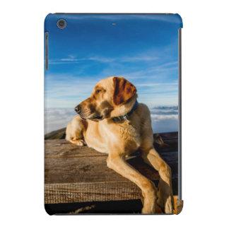 Perro maravilloso funda de iPad mini