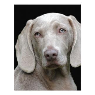 perro membrete personalizado