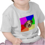 ¡Perro Meme del consejo cualquier manera que usted Camisetas