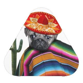 Perro mexicano del barro amasado altavoz bluetooth