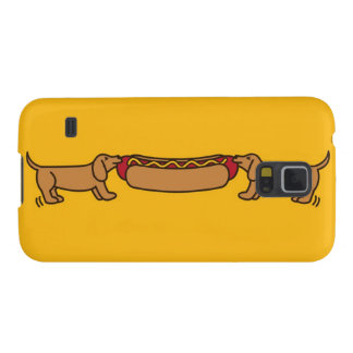 Perro-O-Guerra caliente Fundas De Galaxy S5