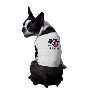 Perro oficial T del logotipo del SCR Camisa De Perro