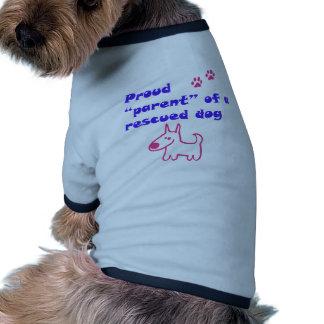 perro orgulloso camisetas de perro