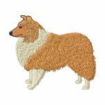 Perro pastor de Shetland Chaqueta Bordada