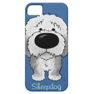 Perro pastor grande de la nariz iPhone 5 protector