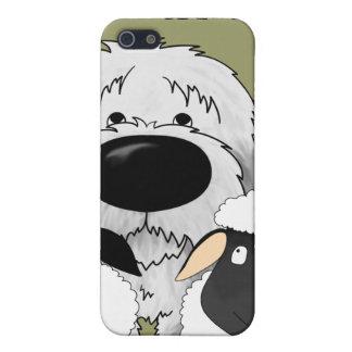 Perro pastor - iHerd iPhone 5 Cobertura