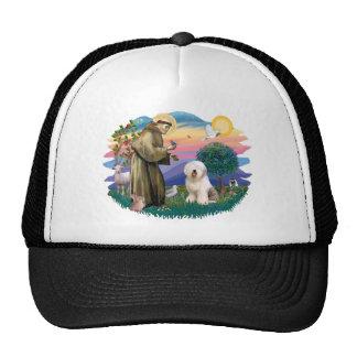 Perro pastor inglés viejo (#6) gorras de camionero