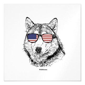 Perro patriótico