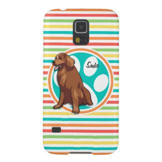 Perro perdiguero de bahía de Chesapeake Rayas Funda De Galaxy S5