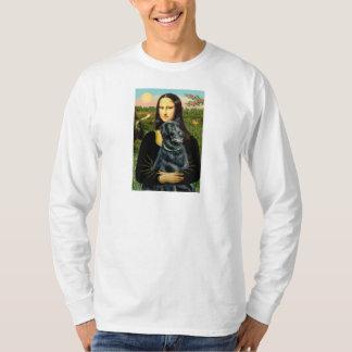 Perro perdiguero revestido plano 2 - Mona Lisa Remeras