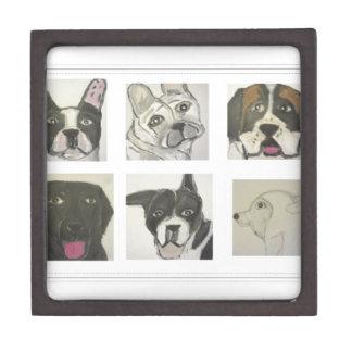 perro, perros, mascotas, ginsburg de eric, worldof caja de joyas de calidad