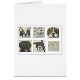 perro, perros, mascotas, ginsburg de eric, worldof felicitacion