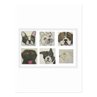 perro, perros, mascotas, ginsburg de eric, worldof postales