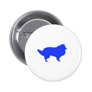 Perro Pin Redondo De 2 Pulgadas