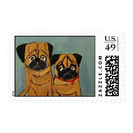 perro por el ginsburg de eric sellos