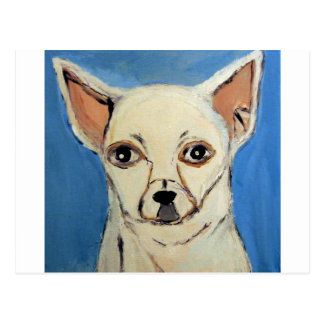 perro por el ginsburg de eric tarjeta postal