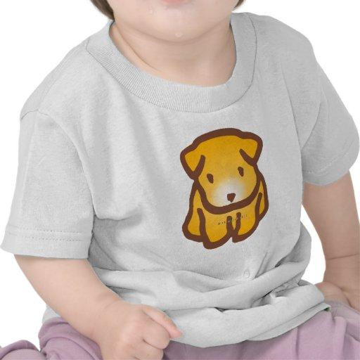 Perro precioso camisetas